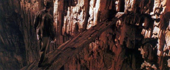 Indiana Jones and The Last Crusade: The Invisible Bridge